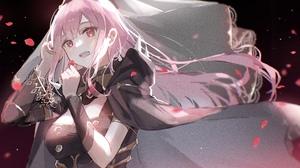 Anime Anime Girls Oyuyu Hololive Mori Calliope 3908x2276 Wallpaper