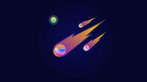 Sci Fi Meteor 10667x6000 Wallpaper