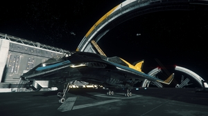 Avenger Star Citizen Port Olisar Star Citizen Space 3840x2160 Wallpaper