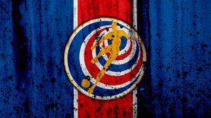 Costa Rica Emblem Logo Soccer 3840x2400 Wallpaper