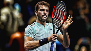 Bulgarian Grigor Dimitrov Tennis 3840x2400 Wallpaper
