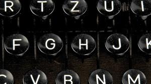 Man Made Typewriter 5760x1080 Wallpaper