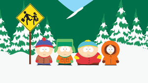 Kenny McCormick Eric Cartman Stan Marsh Kyle Broflovski 3840x2160 Wallpaper