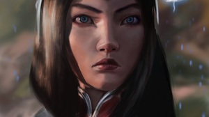 Irelia League Of Legends 2687x2098 Wallpaper