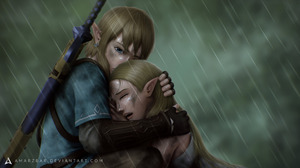 Link Zelda 1920x1080 Wallpaper