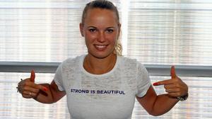 Caroline Wozniacki Danish Tennis 2784x1845 wallpaper