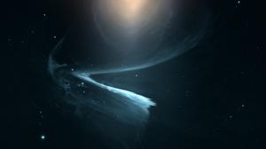 Space Nebula 5120x3200 Wallpaper