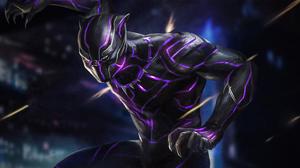 Black Panther Marvel Comics Marvel Comics 3840x2160 Wallpaper