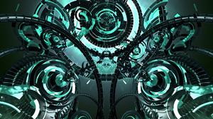3d Abstract Artistic Cgi Digital Art 1920x1200 Wallpaper
