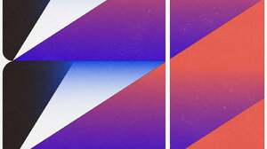 Zimm Wang Colorful Abstract Lines Gradient Digital 1400x1980 Wallpaper
