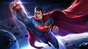 Arena Of Valor Dc Comics Superman 1920x1080 Wallpaper