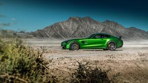 Car Green Car Mercedes Amg Gt Mercedes Benz Sport Car Supercar Vehicle 7257x4856 Wallpaper