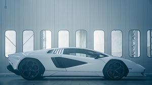 Car Sports Car Hypercar Lamborghini Lamborghini Countach 5727x3818 Wallpaper