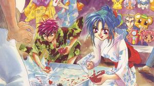 Anime Full Metal Panic 3767x2500 Wallpaper