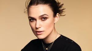 Actress Brown Eyes Brunette English Face Keira Knightley 2480x1858 Wallpaper