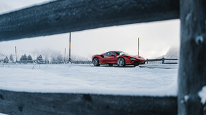 Ferrari Car Red Car Sport Car Supercar 2800x1867 Wallpaper
