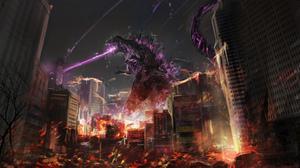 Movie Godzilla 2880x1820 Wallpaper