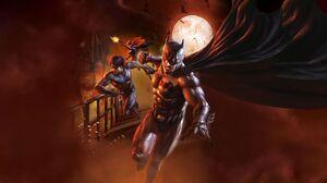 Batman Nightwing Batwoman Kate Kane Dc Comics Dick Grayson 2800x1575 Wallpaper