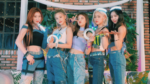 Itzy K Pop Girl Band 1501x2000 Wallpaper