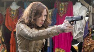 Black Widow Captain America Civil War Marvel Comics Natasha Romanoff Scarlett Johansson 2500x1667 Wallpaper