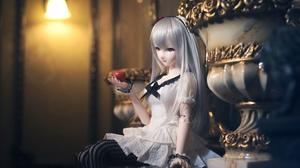 Man Made Doll 2048x1365 Wallpaper