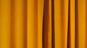 Curtains Yellow Texture 2000x1333 Wallpaper