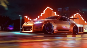Need For Speed Need For Speed Heat Nissan 370z Race Car 3840x2131 Wallpaper