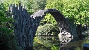Man Made Devils Bridge 1920x1080 wallpaper