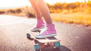 Skateboarding 4000x2667 wallpaper