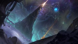 Aurelion Sol League Of Legends 1920x1080 Wallpaper