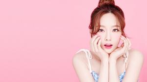 SNSD Taeyeon Kim Taeyeon SNSD Singer K Pop Asian Korean Women 3840x2160 Wallpaper