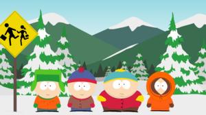 Eric Cartman Kenny Mccormick Kyle Broflovski Stan Marsh 3840x2160 Wallpaper