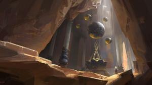 Sphere 3840x1867 wallpaper