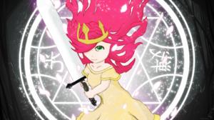 Child Of Light Aurora Anime Girls Lights Sword 1920x1080 Wallpaper