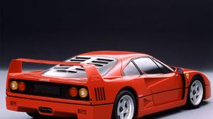 Ferrari F40 1600x1200 Wallpaper