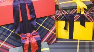 Box Gift Ribbon 5084x3390 Wallpaper