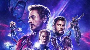 Ant Man Avengers Endgame Brie Larson Captain America Captain Marvel Chris Evans Chris Hemsworth Dana 3422x1925 Wallpaper