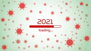 Holiday New Year 2021 3840x2160 Wallpaper