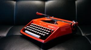 Typewriter 5072x3375 wallpaper