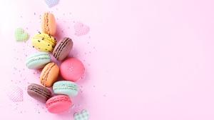 Macaron Sweets 5472x3648 Wallpaper