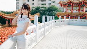 Women Asian 4896x3264 wallpaper