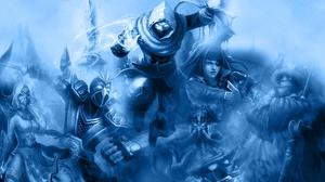 Malzahar League Of Legends Akali League Of Legends Shen League Of Legends Katarina League Of Legends 2560x1440 Wallpaper