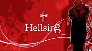 Hellsing Anime 2880x1800 wallpaper