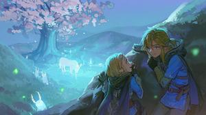 Link Zelda 1920x1080 wallpaper