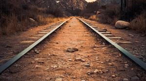 Railway Train Hill 2268x4032 Wallpaper