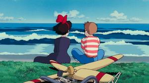 Anime City Studio Ghibli Hayao Miyazaki 1920x1038 Wallpaper