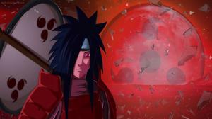 Madara Uchiha Uchiha Clan Sharingan Naruto 3840x2160 Wallpaper