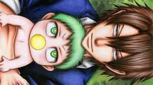 Baby Beel Beelzebub Anime Tatsumi Oga 1920x1370 Wallpaper
