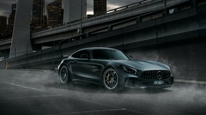 Black Car Car Mercedes Amg Gt Mercedes Benz Sport Car Supercar Vehicle 4096x2304 wallpaper