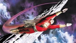 Shazam Dc Comics Dc Comics Billy Batson 4000x3027 wallpaper